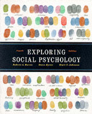 Exploring Social Psychology by Robert A Baron