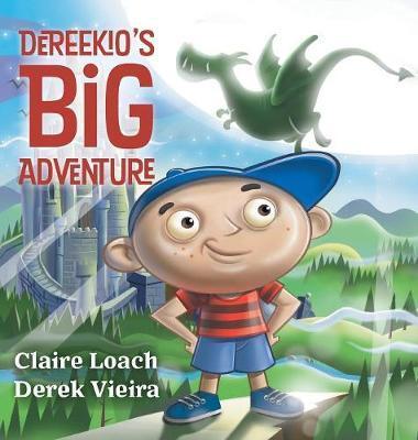Dereekio's Big Adventure by Claire Loach image