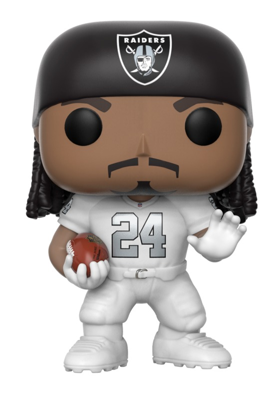 timeless design d791b 20f57 Marshawn Lynch (Color Rush) - Pop! Vinyl Figure | at Mighty ...