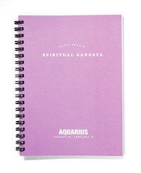 Whiskey River Co: Astrology Journal - Aquarius