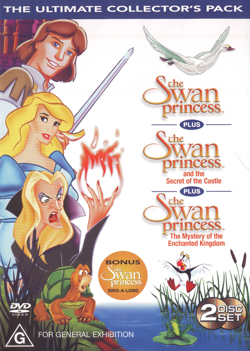 Swan Princess - Ultimate Collector's Pack on DVD image