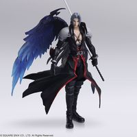 Final Fantasy: Sephiroth Another Form Ver. - Bring Arts Figure