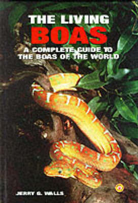 The Living Boas by Jerry G Walls image