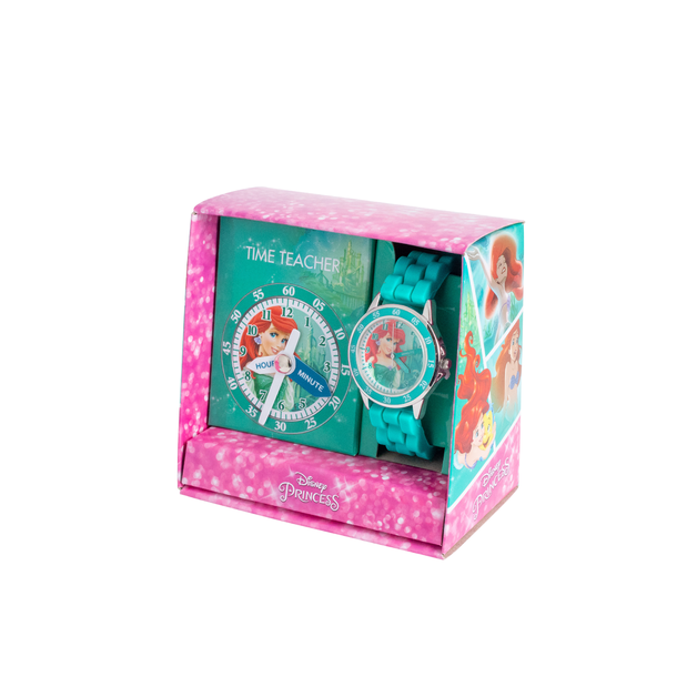 Time Teachers: Educational Analogue Watch - Little Mermaid
