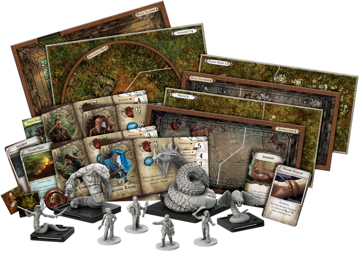 Mansions of Madness - Path of the Serpent image