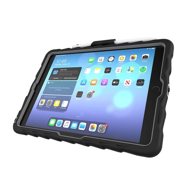 "Gumdrop: Hideaway Case for iPad 10.2"" (Black)"