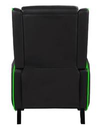 Gorilla Gaming Sofa - Black & Green for