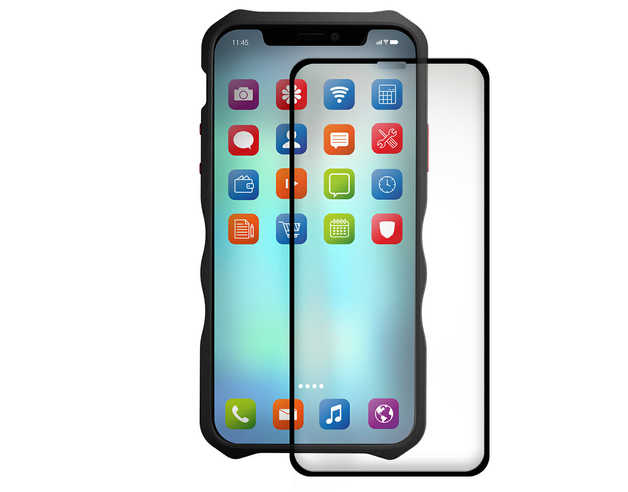Element: Glass iPhone X - Clear