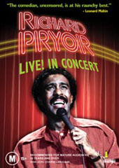Richard Pryor - Live In Concert on DVD
