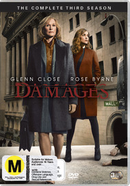 Damages - The Complete 3rd Season on DVD