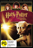 Harry Potter and the Chamber of Secrets - 1 Disc (New Packaging) on DVD