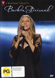 Barbra Streisand Live on DVD