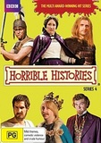 Horrible Histories - Series 4 DVD