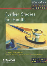 Further Studies for Health by Hilary Thomson image