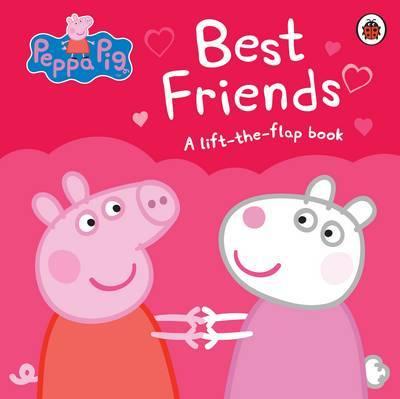 Peppa Pig: Best Friends by Peppa Pig image