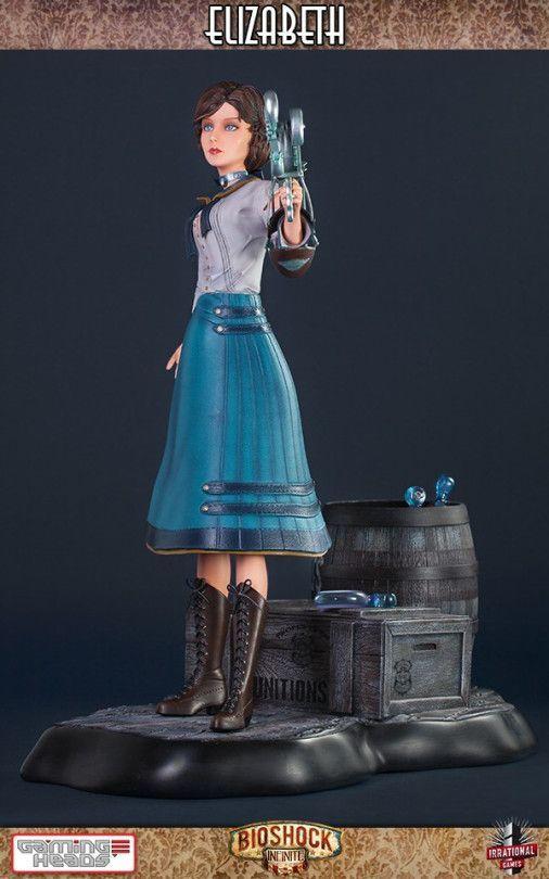 "Bioshock Infinite - Elizabeth 18"" Statue image"