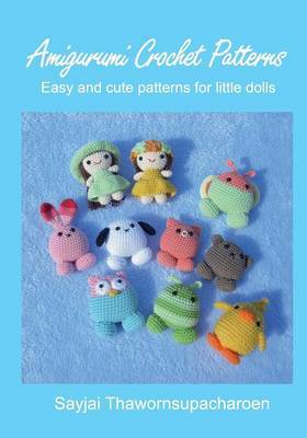 Amazon.com: Puffy Pals Amigurumi Crochet Pattern (Easy Crochet ... | 400x280