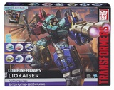 Transformers Generations - Liokaiser Figure Set