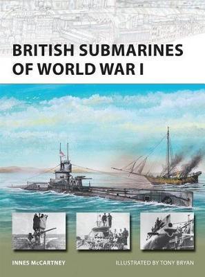 British Submarines of World War I by Innes McCartney image