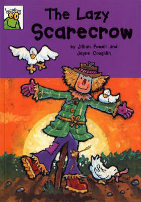 Leapfrog: The Lazy Scarecrow by Jillian Powell image