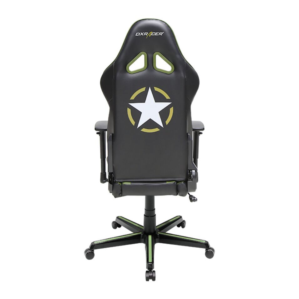 DXRacer Racing Call of Duty: WWII Special Edition Gaming Chair