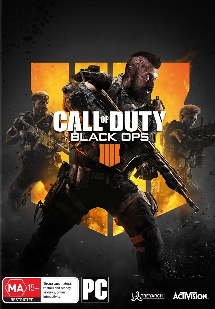 Call of Duty: Black Ops IIII (code in box) for PC Games image