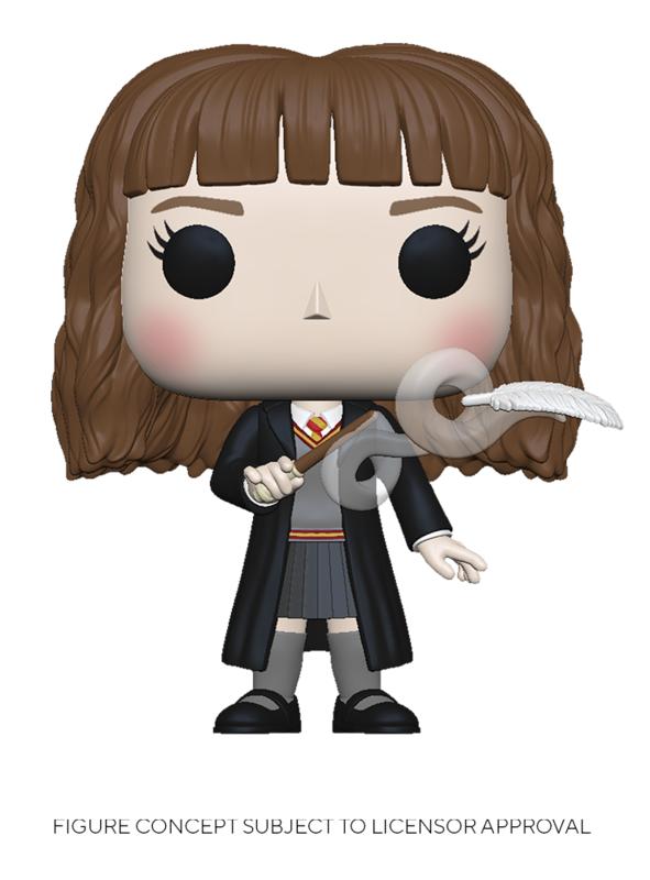 Harry Potter: Hermione Granger (with Feather) - Pop! Vinyl Figure