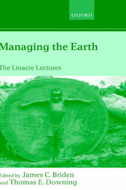 Managing the Earth image
