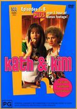 Kath & Kim - Series 1 (2 Disc Set) on DVD