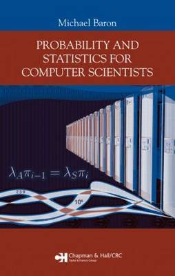 Probability and Statistics for Computer Scientists by Michael Baron image