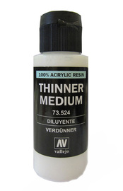 Vallejo Thinner 60ml