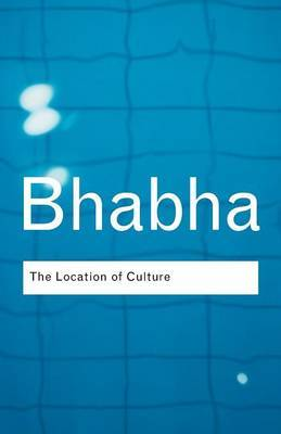 The Location of Culture by Homi K. Bhabha image