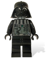 LEGO Star Wars - Darth Vader Figure Alarm Clock