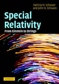 Special Relativity by Patricia M. Schwarz image