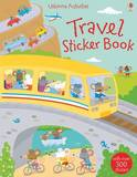 Travel Sticker Book by Fiona Watt