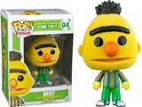 Sesame Street - Bert (Flocked) Pop! Vinyl Figure