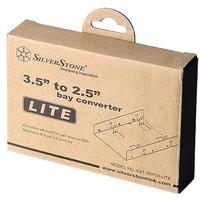 """SilverStone SST-SDP08-Lite Single 3.5"""" to 2*2.5"""" bay"""