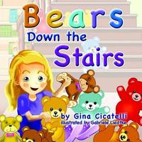 Bears Down the Stairs by Gina Cicatelli