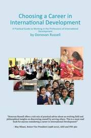 Choosing a Career in International Development by Donovan Russell