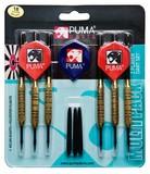 Puma: Multipack Steel Darts - 18gm (Pack of 6)