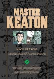 Master Keaton, Vol. 2 by Naoki Urasawa image