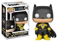 DC Comics: Yellow Lantern Batman (Glow) - Pop! Vinyl Figure
