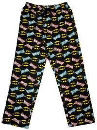 DCComics: Batman - Logo PrintLounge Pants (Small)