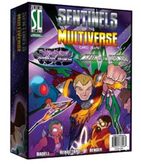 Sentinels of the Multiverse LCG - Shattered Timelines & Wrath of the Cosmos