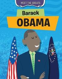Barack Obama by Tim Cooke image