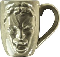 Doctor Who Weeping Angel Moulded Mug
