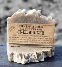 The Crafty Chook Tree Hugger Soap