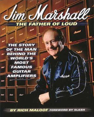 Jim Marshall - The Father of Loud by Rich Maloof image
