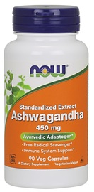 Now Supplements - Ashwagandha 450mg (90 Vege Caps) image