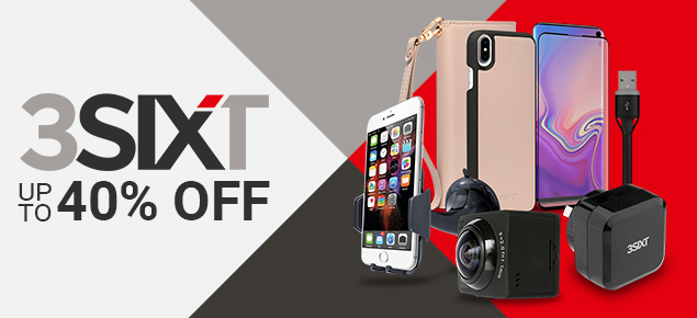 3SIXT SALE- Up To 40% Off!